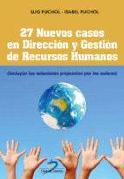 portada 27 Nuevos Casos En Direccion Y Gestion De Recursos Humanos