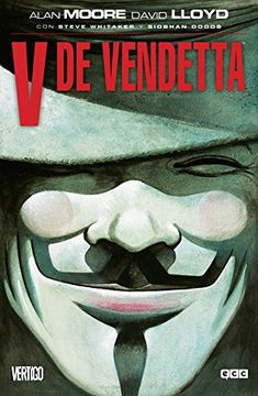 Libro V De Vendetta 7ª Ed Alan Moore Isbn 9788417063917 Comprar En Buscalibre