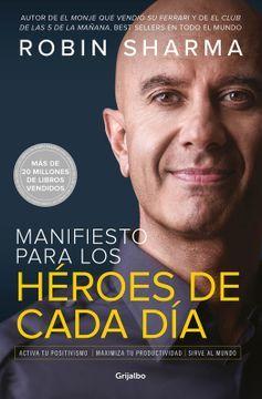 portada Manifiesto Para los Héroes de Cada día