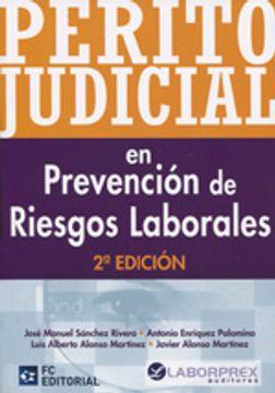 portada perito judicial (2ª ed.)