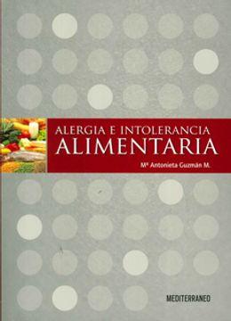 portada Alergia e Intolerancia Alimentaria 2º Edicion