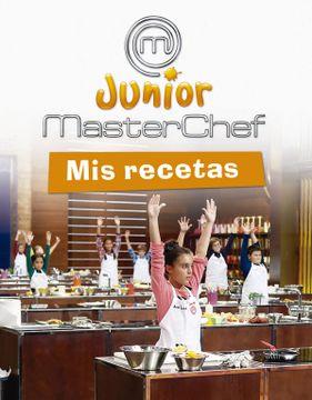 portada Masterchef Junior, mis Recetas Altea