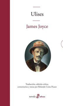portada Ulises. Traduccion , Edicion Critica , Comentarios y Notas por Rolando Costa Picazo