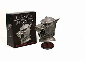 portada Game of Thrones: The Hound s Helmet (Mixed media product) (libro en Inglés)