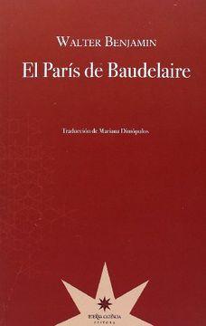 portada El París de Baudelaire