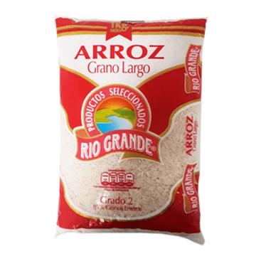 portada ARROZ GRADO 2 GRANO LARGO (1kg) marca Rio Grande