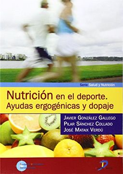 portada Nutrición en el Deporte: Ayudas Ergogénicas y Dopaje