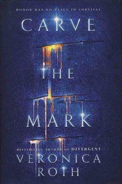 portada Carve the Mark (libro en Inglés)