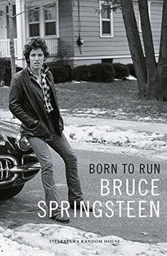 portada Born to Run, Memorias