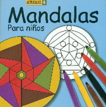 portada Mandalas para niños 6 (LIBROS INFANTILES)