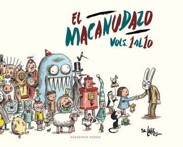 Libro El Macanudazo: Vols. 1 al 10 (Reservoir Gráfica
