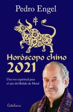 portada Horoscopo Chino 2021 una voz Espiritual