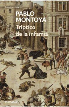 portada Tríptico de la Infamia