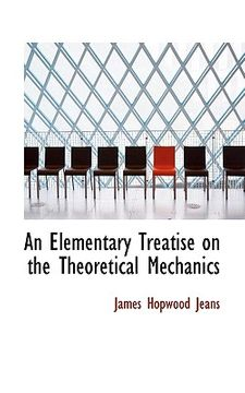portada an elementary treatise on the theoretical mechanics