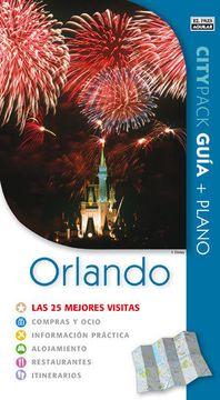 portada Orlando (Citypack): (Incluye Plano Desplegable)