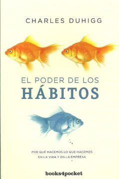 portada El Poder de los Hábitos (Books4Pocket Crec. Y Salud)