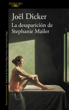 portada La Desaparición de Stephanie Mailer