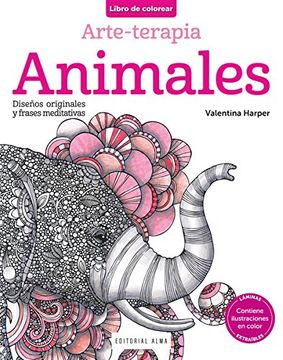 portada Animales (Armonã­A de Color)