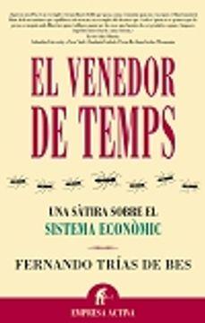 portada El venedor de temps (Empresa Activa Catalán)