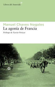 portada La Agonía de Francia