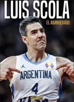 portada Luis Scola el Abanderado