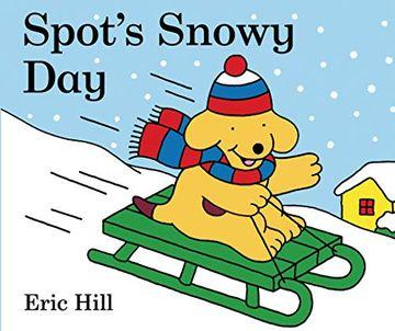 portada Spot's Snowy day