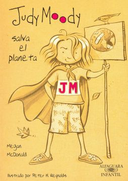 portada Judy Moody Salva el Planeta