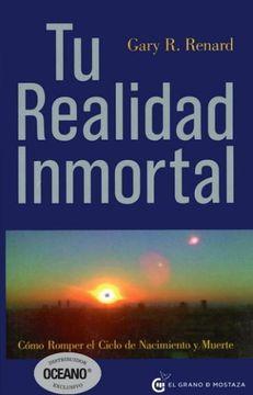 portada Tu Realidad Inmortal