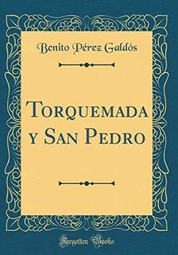 portada Torquemada y san Pedro (Classic Reprint)