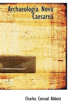 portada archaeologia nova caesarea
