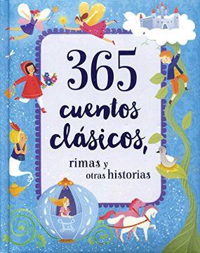 portada 365 Cuentos Clasicos, Rimas y Otras Historias