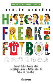portada Historia Freak del Fútbol