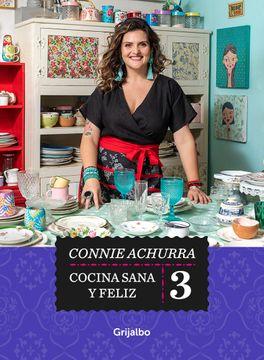 portada (Preventa) Cocina Sana y Feliz 3 (Envío a Partir de 13 de Agosto)