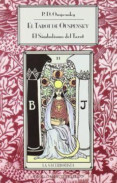 portada El Tarot de Ouspensky: El Simbolismo del Tarot