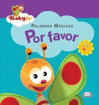 portada Babytv Palabras Magicas Por Favo
