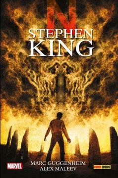 portada N de Stephen King