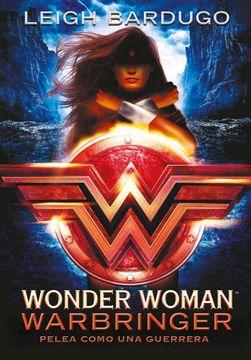 portada Wonder Woman: Warbringer ( Libro 1 de la Serie Icons )