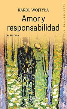 portada Amor y Responsabilidad