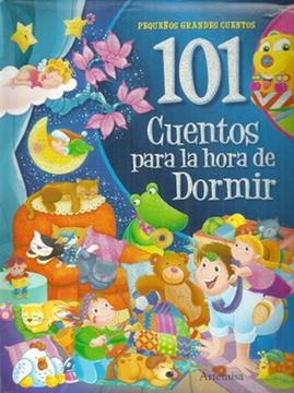 portada 101 Cuentos Para ir a Dormir