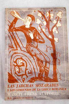 portada Las jarchas mozárabes y los comienzos de la lírica románica