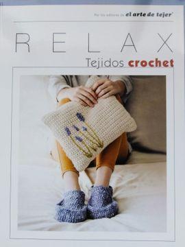 portada El Arte de Tejer. Relax Tejidos Crochet