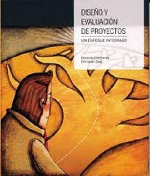 portada Diseño y Evaluacion de Proyectos. Un Enfoque Integrado