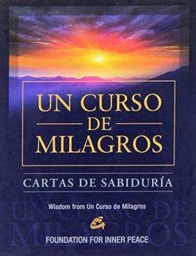 portada Cartas de Sabiduría de un Curso de Milagros