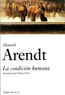 Resultado de imagen de hannah arendt la condición humana