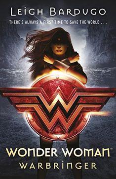 portada Wonder Woman: Warbringer (dc Icons 1) (libro en Inglés)