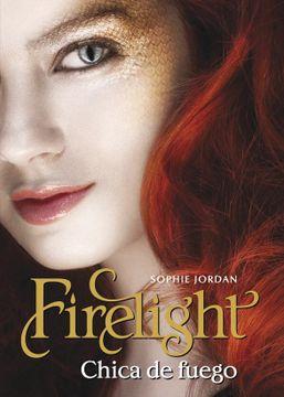 portada Firelight: Chica de Fuego