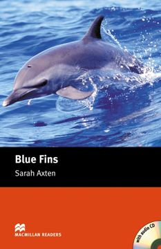 portada Mr (s) Blue Fins pk: Starter (Macmillan Readers 2005) (libro en Inglés)