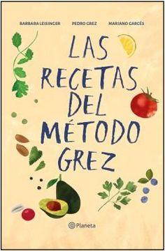 portada Las Recetas del Método Grez