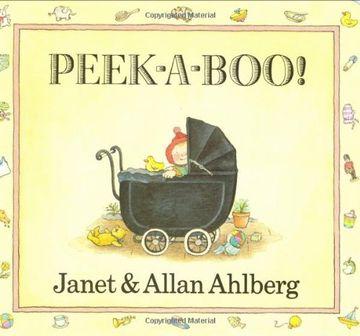portada Peek-A-Boo (libro en Inglés)