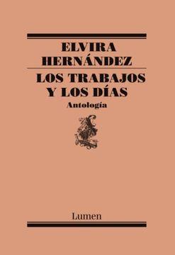 portada Los Trabajos y los Dias. Antologia